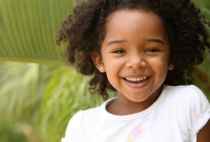 petite afro au Cabinet d'Orthodontie du docteur DAYEZ, à Brignoles